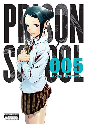 Prison School, Vol. 5 Cover Image
