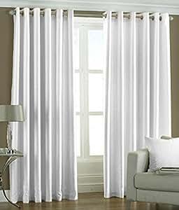 Innovative Edge Plain Long Door Curtain - 1 Piece