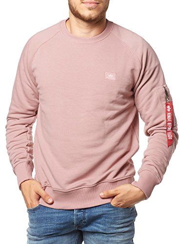 Alpha Industries Sweater X-Fit Pink