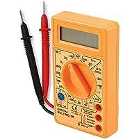 Ampmeter voltmetro multimetro digitale AC DC Meter OHM del tester con porta