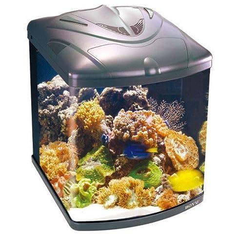 Kit complet pour l'installation d'un aquarium marin de Nano-Reef 128