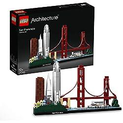 Lego Architecture San Francisco Gioco per Bambini, Colore Vari, 21043