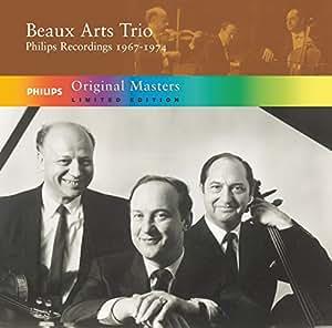 Beaux Arts Trio: Philips Recordings 1967-1974