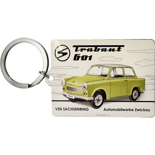 Nostalgic-Art-bilderpalette-trabant 601-porte-clés - 4,5 x 6 cm