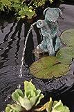 Blagdon 1054416Liberty Woodland Sydney Stoat Wasser Speier-Figur