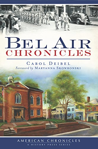 Bel Air Chronicles (American Chronicles) (English Edition)
