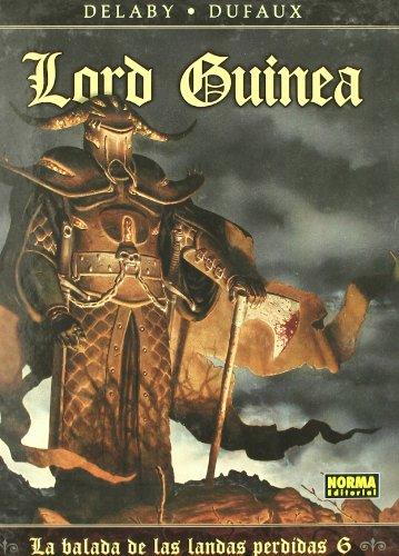 La balada de las landas, Lord Guinea Cover Image