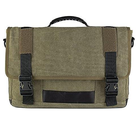 Jlyifan Canvas Shoulder Messenger Bag for Acer Predator 17 X