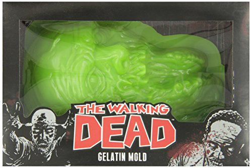 Walking Dead Zombie Gelatin Mold