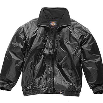Dickies Mens Lewis Workwear Bomber Jacket Navy Black M,L,XL,XXL,3XL