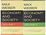 Economy and Society (2 Volume Set)