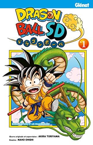 Dragon Ball SD Vol.1 par TORIYAMA Akira