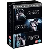 Fifty Shades Complete Blu-ray Collection