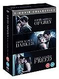 Fifty Shades: 3-Movie Boxset [DVD] [2018]