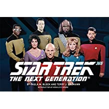 Star Trek: The Next Generation 365 (English Edition)