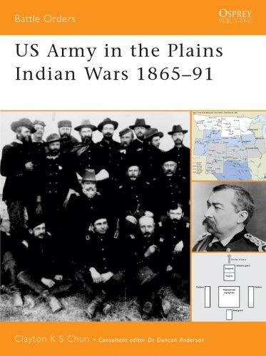 Descargar US Army in the Plains Indian Wars 1865–1891 (Battle Orders Book 5) Epub Gratis