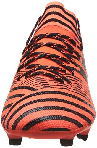 adidas Herren Nemeziz 73 FG Fußballschuhe Mehrfarbig (Solar Orange/core Black)