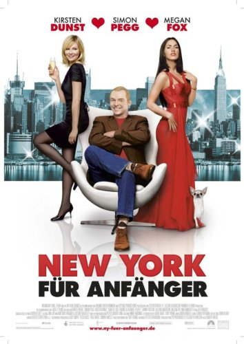 New York für Anfänger Botschaft Blättern