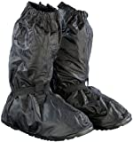 Semptec Urban Survival Technology Regenschuhe: Regenüberschuhe mit dicker Sohle, Größe 42-43 (Regenüberschuhe Wandern)