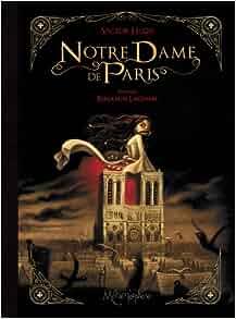Notre dame de paris book