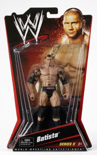 WWE Mattel Serie 5 Batista Action Figure