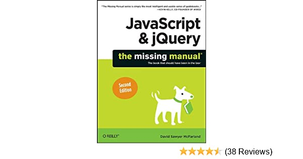 javascript jquery the missing manual amazon co uk david sawyer rh amazon co uk JavaScript For Dummies