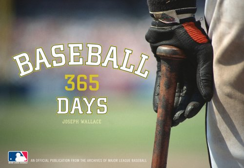 Baseball. 365 Days (365 Series)