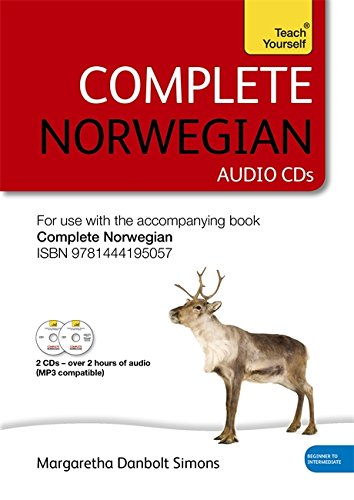 Complete Norwegian Beginner to Intermediate Course: Audio Support