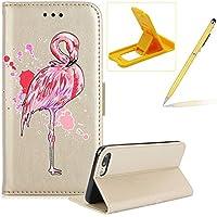 Mädchen Schönen Bling Glitzer Pink Flamingo Malerei Muster Hüllen Für iPhone 7 Plus/ iPhone 8 Plus (5.5 Zoll),... preisvergleich bei billige-tabletten.eu