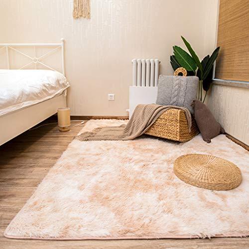 Clen Möbel super weicher Teppich Koralle Vlies, Flächenteppich Wohnzimmer Schlafzimmer,Laufband Teppich Matte Teppich, Teppichmatte rutschfest nach Hause, in verschiedenen Größen erhältlich (Laufband-reiniger)