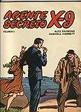 Agente Secreto X-9 volumen 5