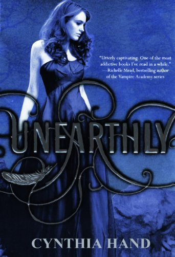 Book cover for Unearthly