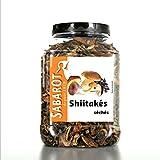 Sabarot - Shiitakés séchés en pot 250g