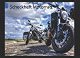 Scheckheft Motorrad: Serviceheft Motorrad universal