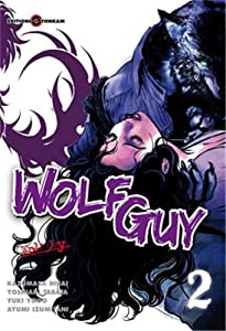 Wolf Guy Edition simple Tome 2