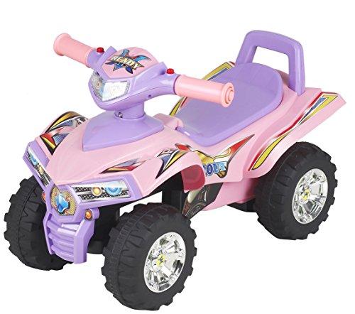 Bobby Car Quad rosa