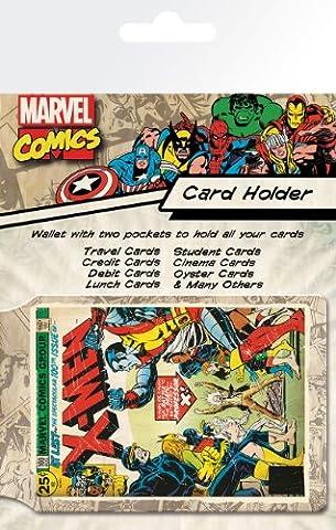 GB eye Marvel X-Men Card Holder