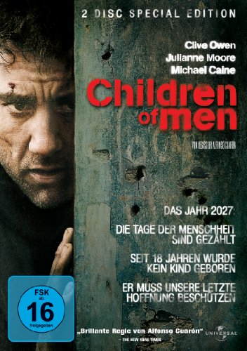 Children of Men [Special Edition] [2 DVDs]