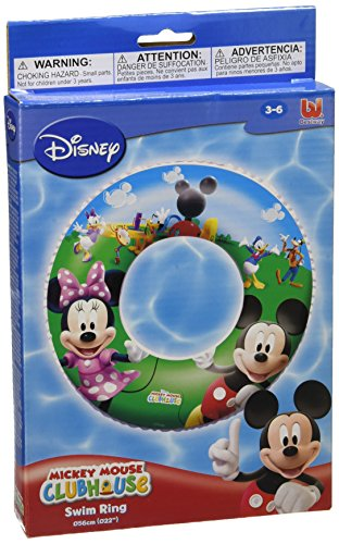 Bestway Disney Clubhouse Mickey Mouse 56cm Schwimmring