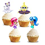 PARTY PROPZ SHIMMER & SHINE THEME CUP CA...