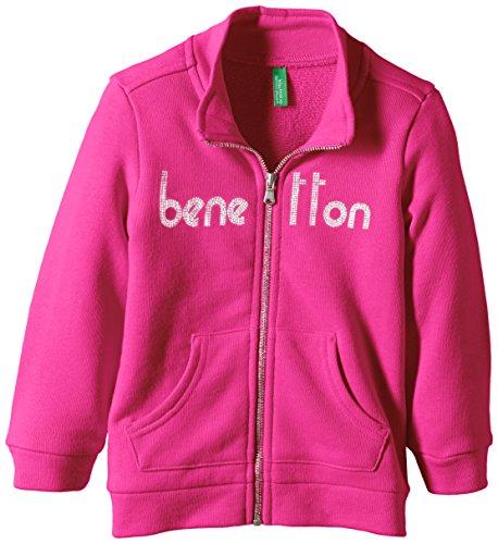 United Colors of Benetton Pullover WHood Felpa Bambina