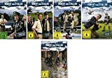 Hubert und Staller - Staffel 1-4 und Spielfilm - Die ins Gras beissen im Set - Deutsche Originalware [25 DVDs]