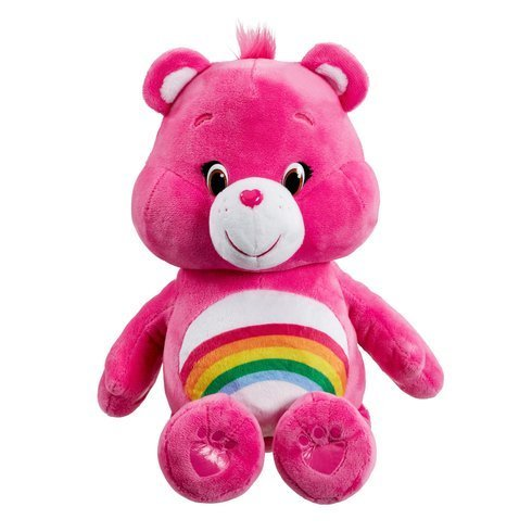 Care Bears Soft Plush Soft Toy 27cm-Cheer -