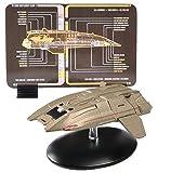 Star Trek Argo shuttle (U.S.S. Enterprise Ncc-1701-E) Diecast Modell english magazin Eaglemoss Shuttle