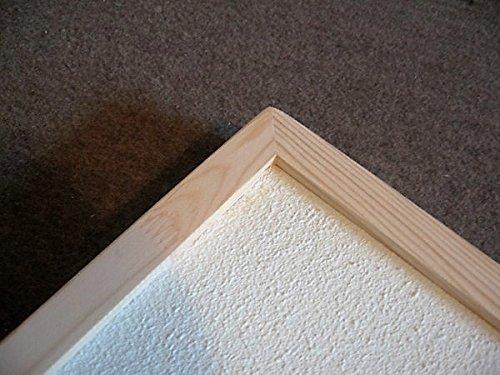 511uQW17ijL - Energy saving, modern Infrared heating Panel (Natural Pine frame, 400 W)