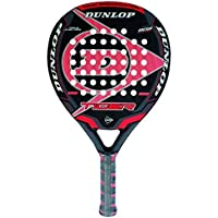 Dunlop Tiger - Pala de pádel, Color Rojo, 38 mm