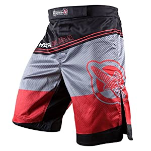Hayabusa Kyoudo Prime Shorts Red