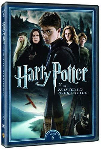 Harry Potter 6-Half Blood 7