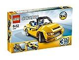 LEGO Creator 5767 - Gelbes Cabrio V110