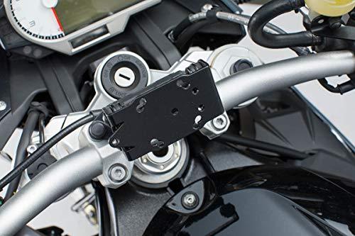 SW Motech GPS.07.646.11201/B extraíble Navi de Soporte al Manillar para BMW S...